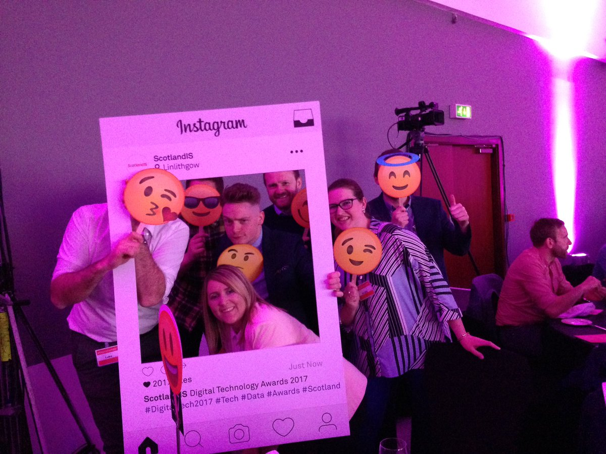 Go team @scotlandis @makemeafilm @Nin9Twenty @ExecSpace #DigitalTech20...