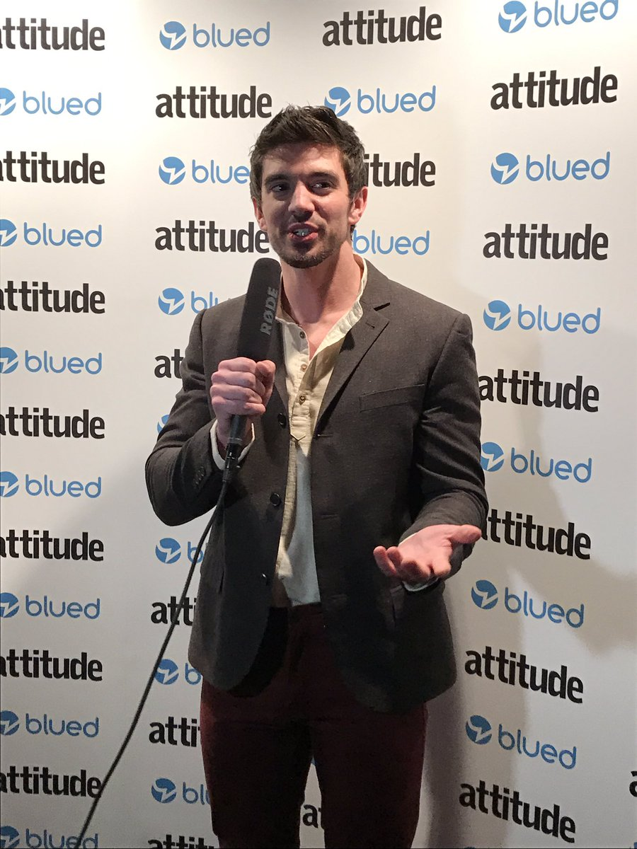 Our All-American boy @SteveGrandMusic is here and he's taken the mic!...