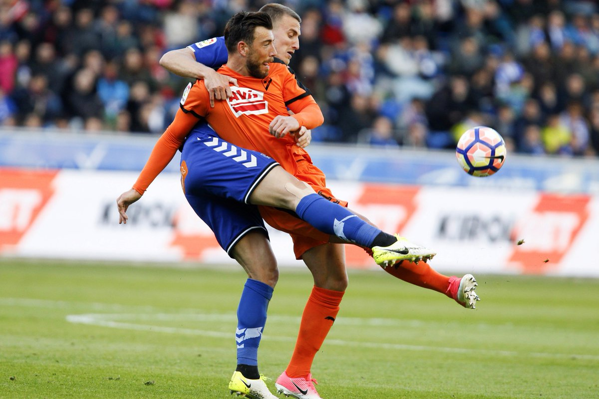 Video: Deportivo Alaves vs Eibar