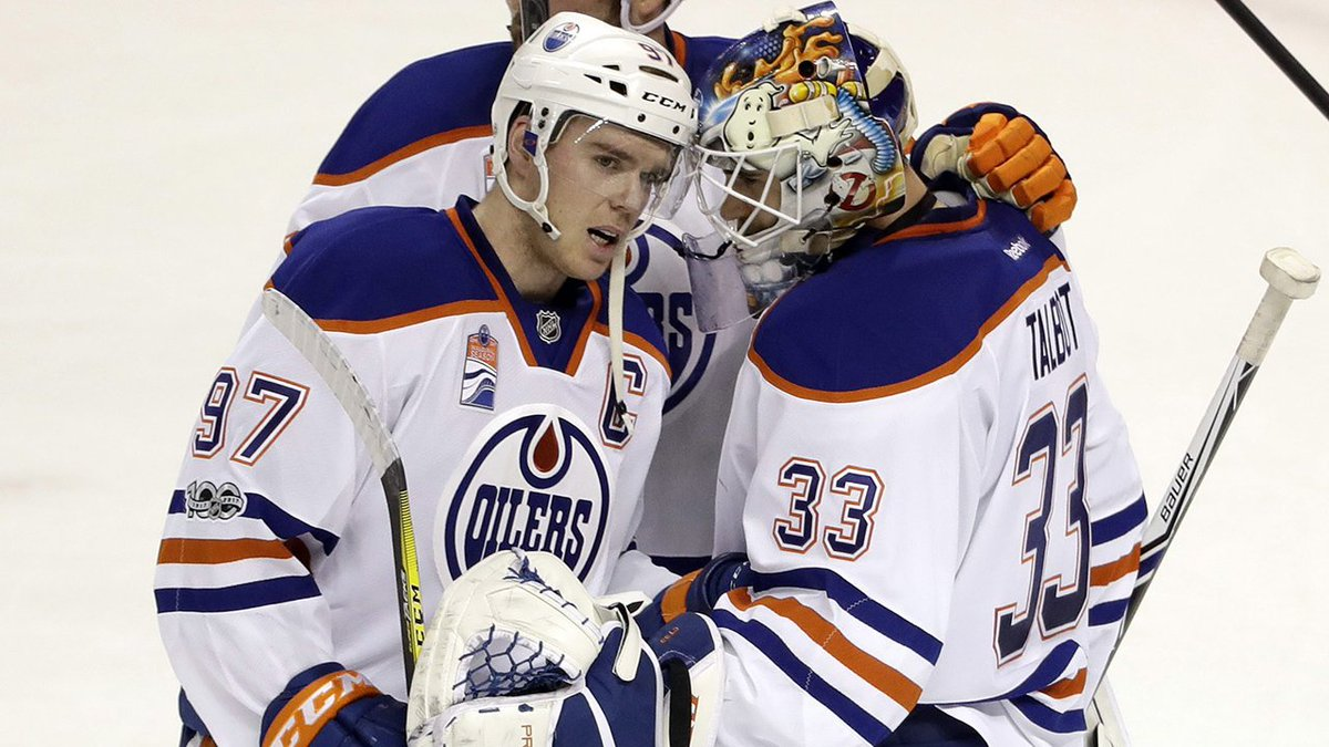 Wayne Gretzky calls Cam Talbot the 'unsung captain' of the Edmonton Oi...