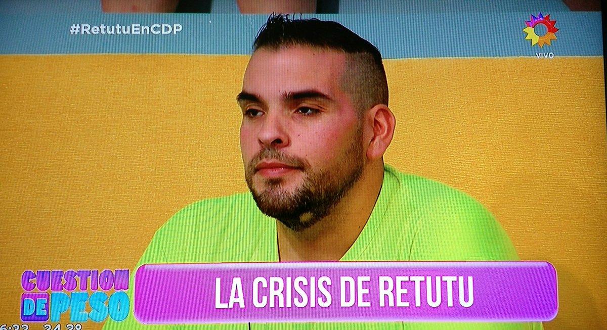 ¿Que pasa con @elretutuOK ? #RetutuEnCDP @cuestiondepeso @eltreceofici...