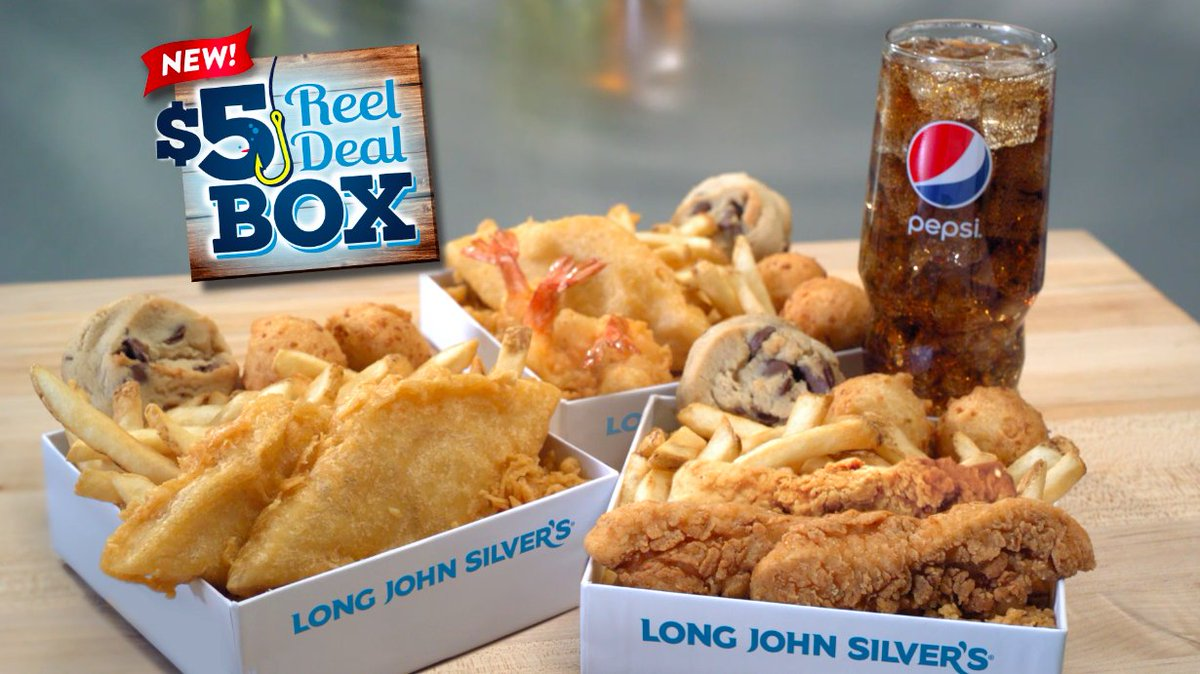 Long john silvers deals lamoureph blog for Long john silver s fish and chips