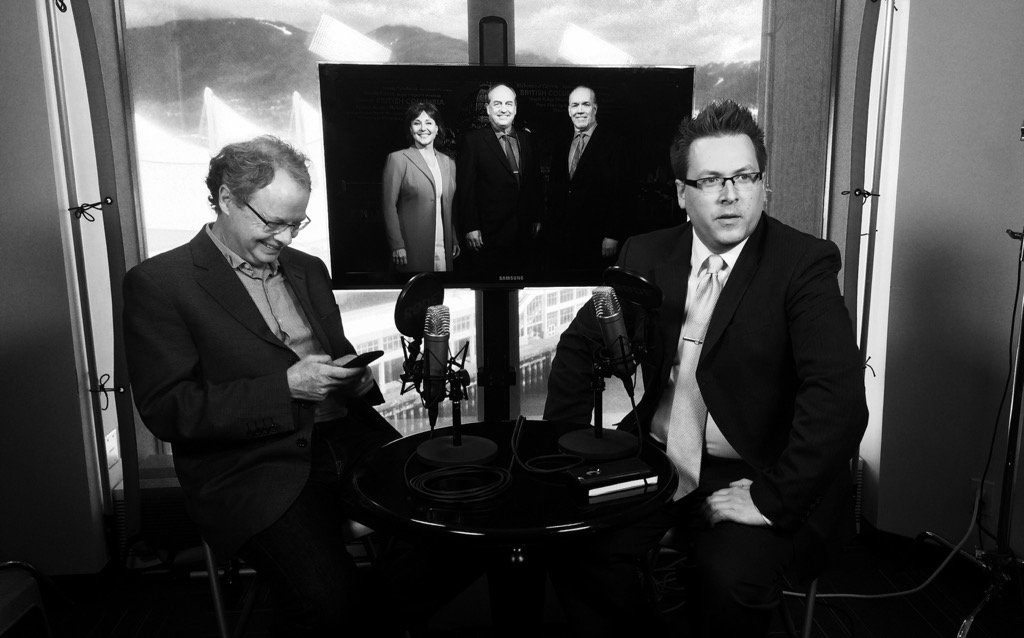 Our political columnists are LIVE talking about #bcelxn17 and last nig...