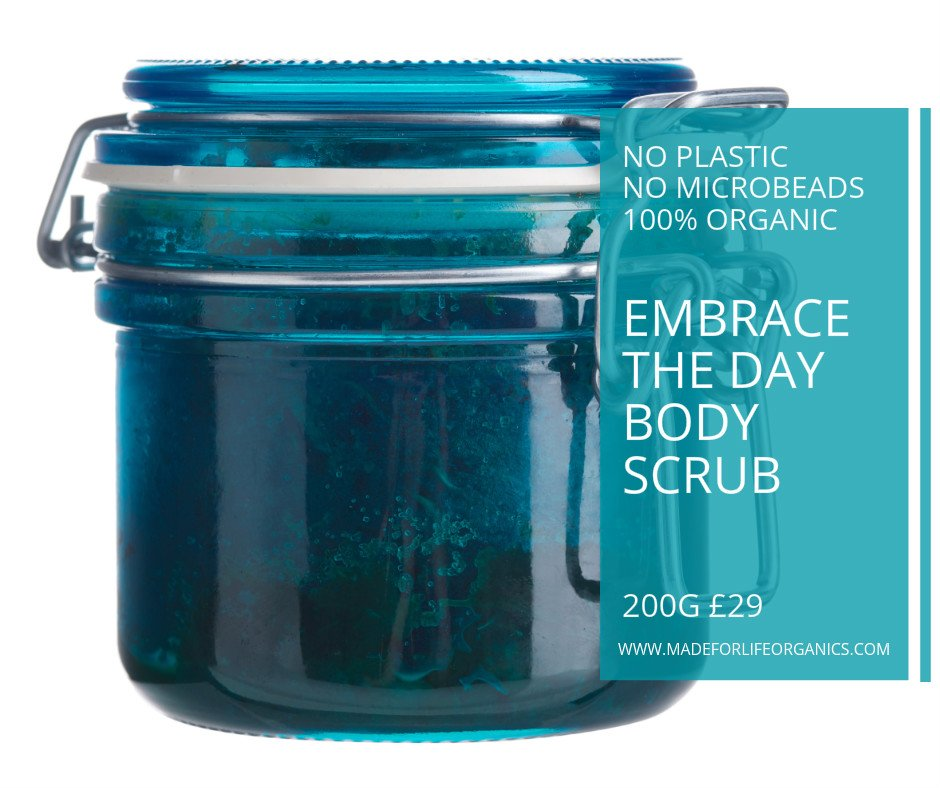 Image result for spiezia embrace the day body scrub
