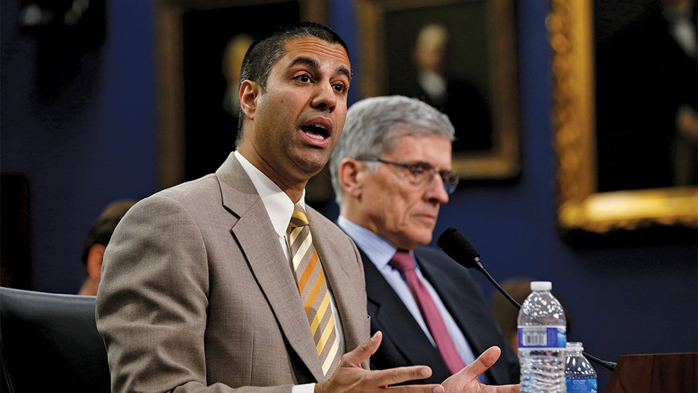 FCC Chairman's net neutrality proposal questions need for any rules at...