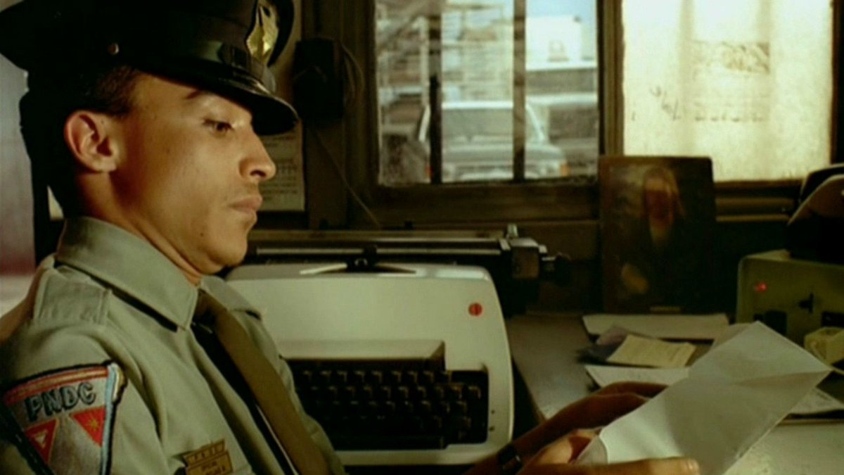 Alex Cox's scorching study of idealism eroded: Highway Patrolman #BFIP...
