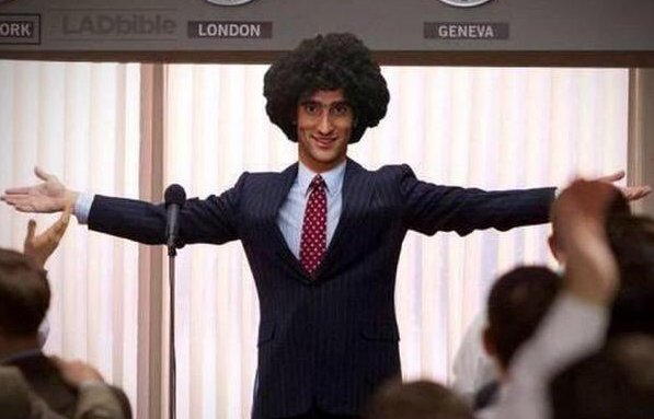 Fellaini refusing to get off the pitch: https://t.co/64JsklunIk