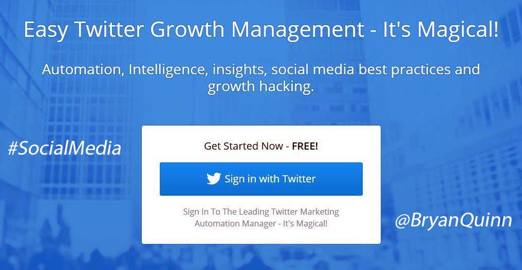 Grow Your Twitter followers easily And Improve Your Social Media presence https://t.co/l8v7Ihlwf9 #socialmedia https://t.co/9kbVbwAgOz