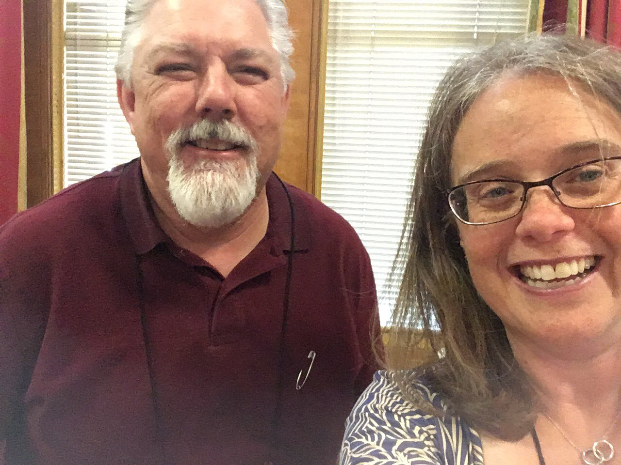 #StokerCon2017 selfies with Daryl from @LAPublicLibrary part of @ala_rusa CODES reading list. Cc: @mszwarek https://t.co/phxnw2HN2m
