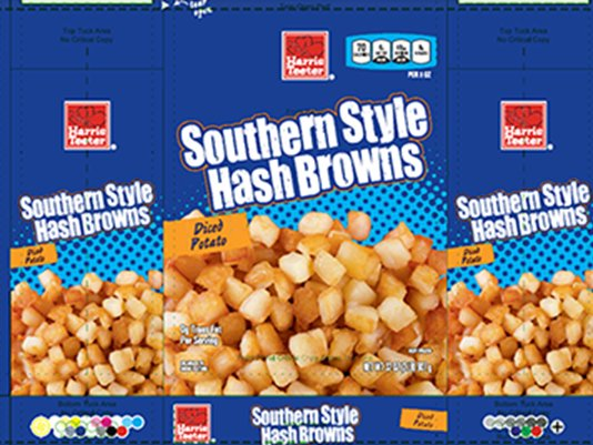 Hash brown recall expanded after possible golf ball contamination https://t.co/05Ojvhbt2Y