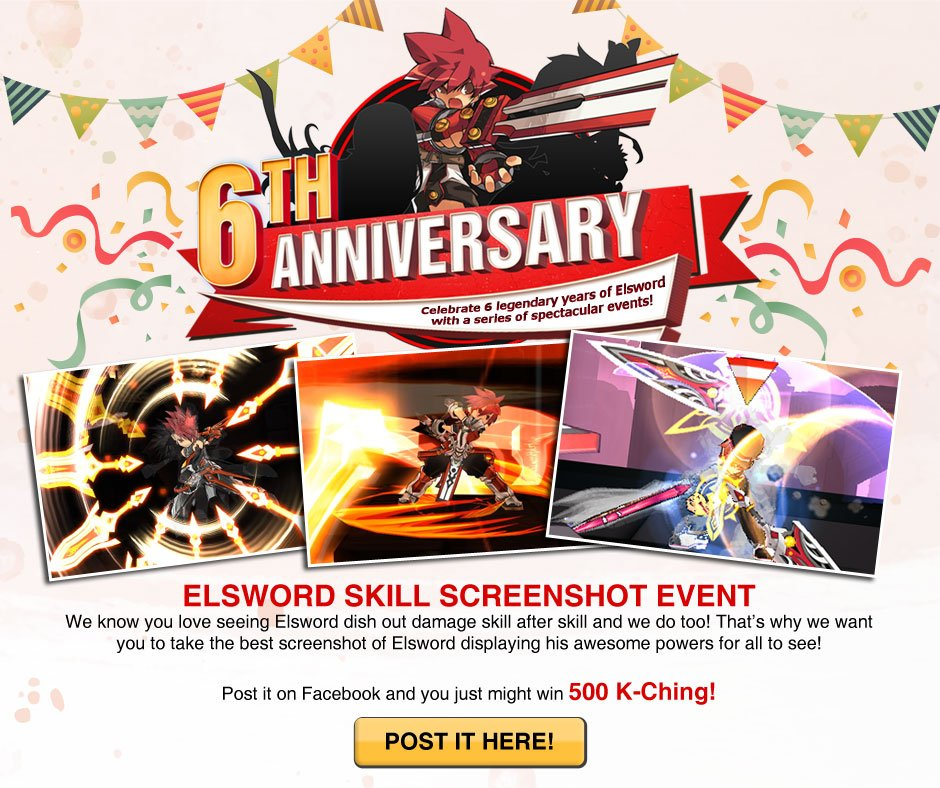 Elsword - Twitter - April 2017 - GameScoops - Your Games Feed