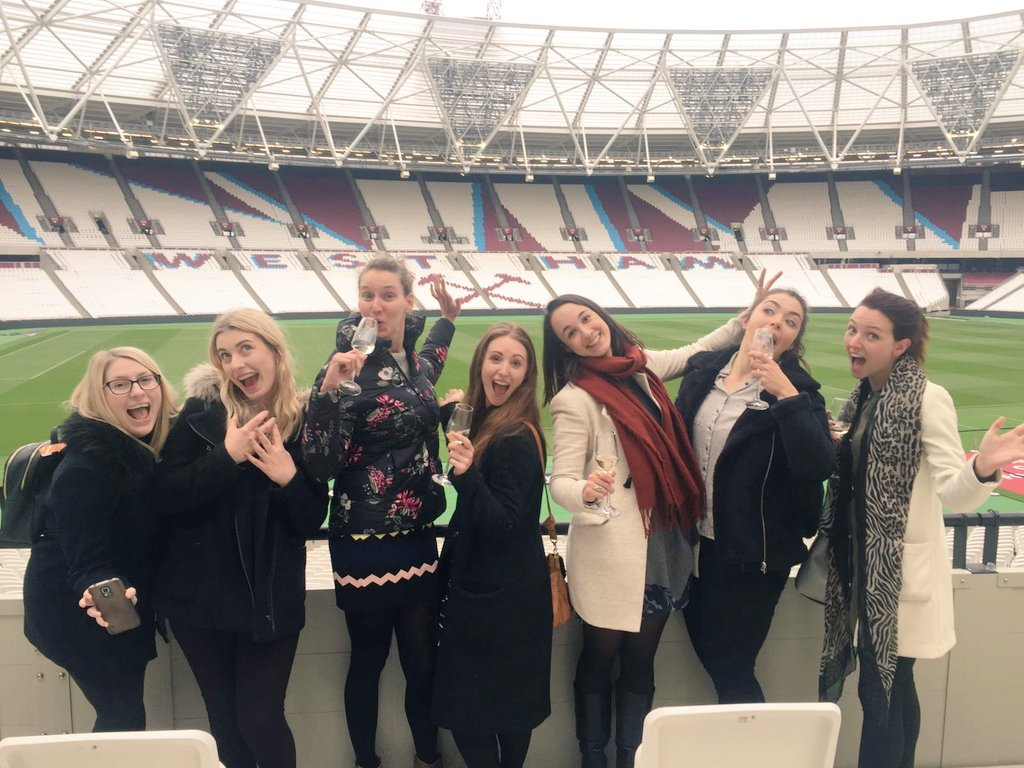 Fantastic night with the team @LondonStadium & @AMOrbit thank you so much for hosting us #eventprofs https://t.co/equZMiRUo1