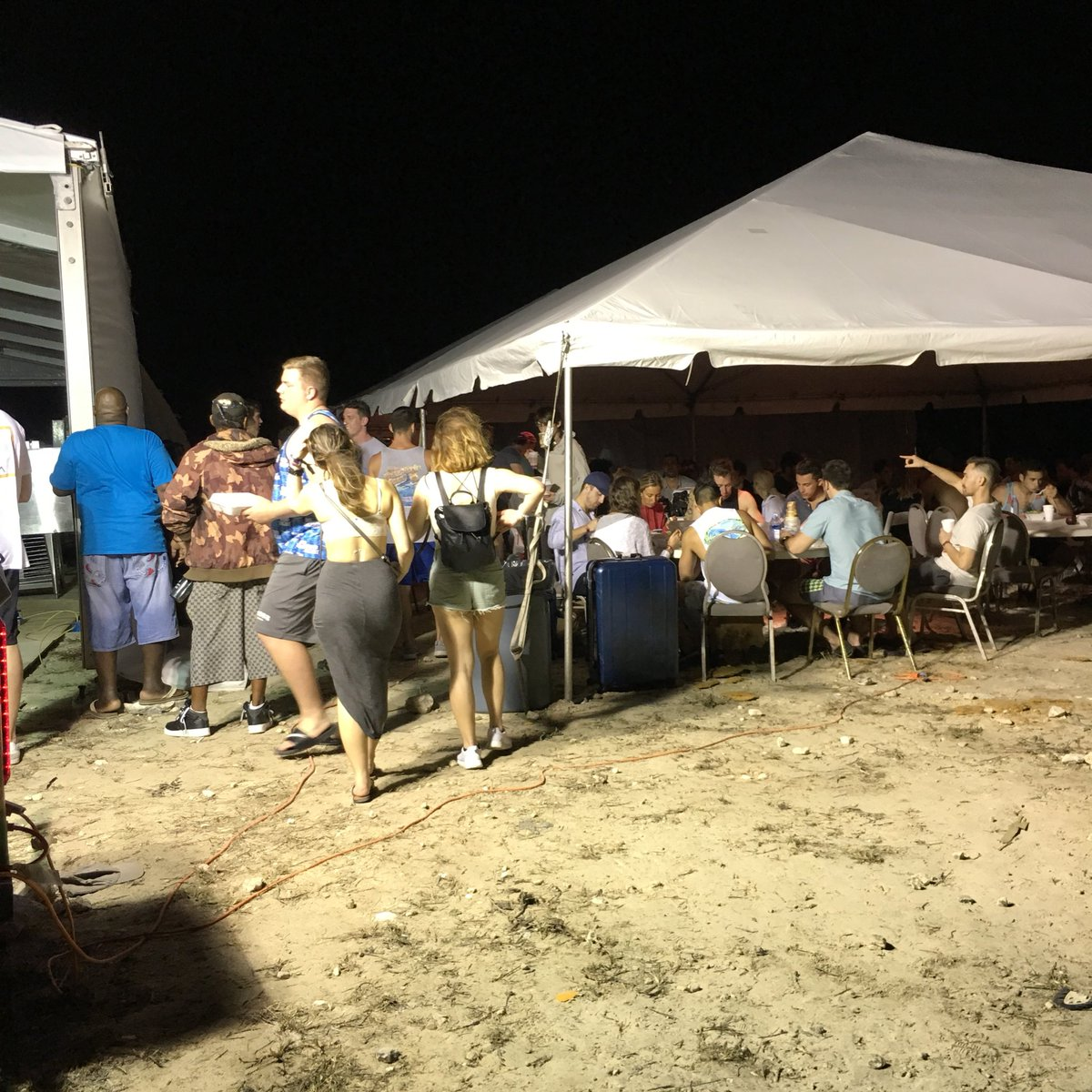Here's what Fyre Festival attendees thought they were getting when they bought $1,200 tickets — and here's the reality at the center of an FBI investigation