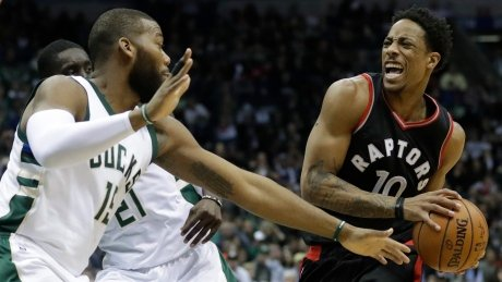 King and Cavs await in 2nd round as Raptors pass the Bucks https://t.c...
