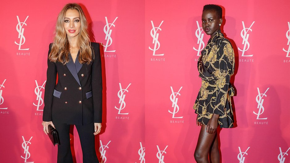 Melbourne's fashion crowd were out in force at @yslbeauty Club Event: oak.ctx.ly/r/5ltrm