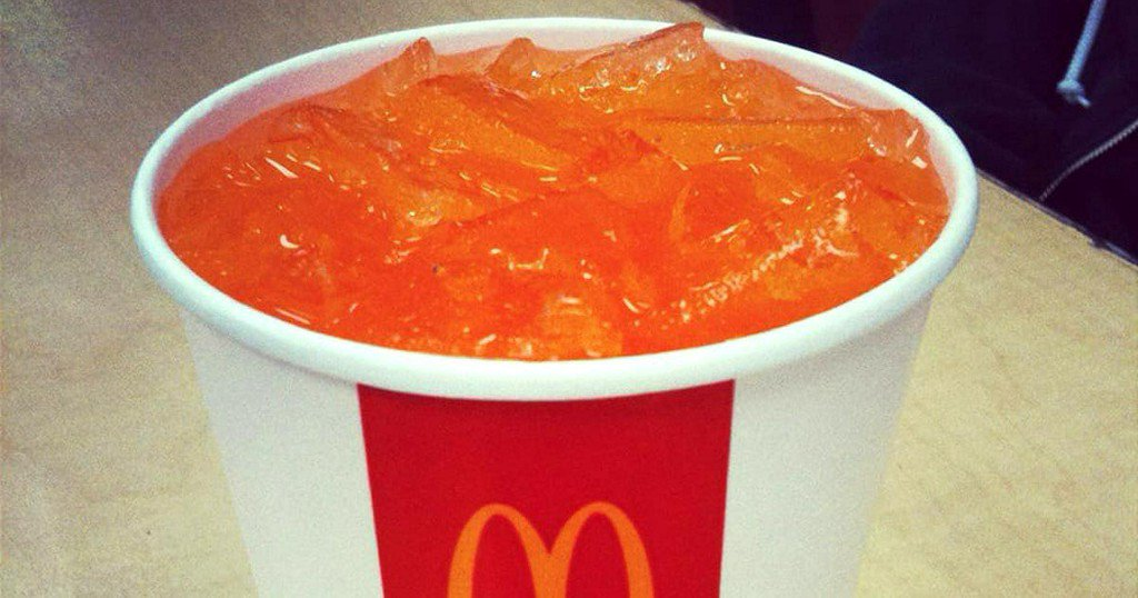 McDonald's to phase out Hi-C Orange from menu, replace with new drink https://t.co/J1i6gaqtxx