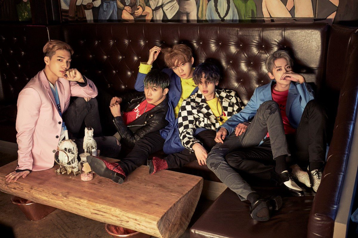 TEEN TOP THE 2ND FULL ALBUM [HIGH FIVE] 日本プロモーションイベント、一部会場詳細をアップしました!...