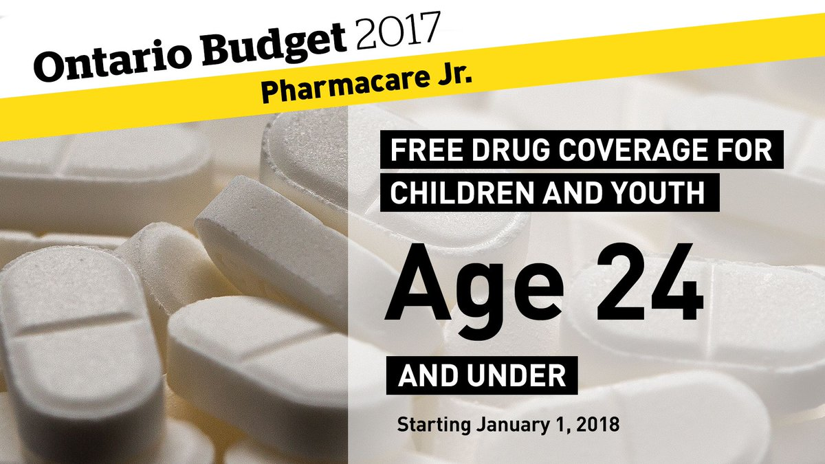 If you're younger than 25, your prescription drugs will soon be free i...