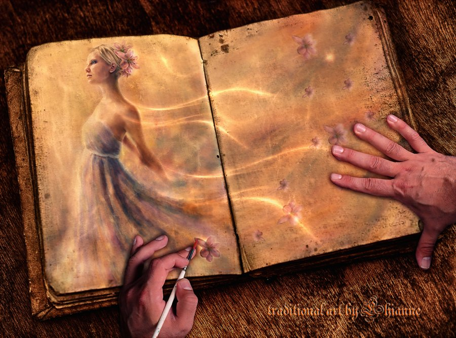 The first draft is just you telling yourself the story* (via Terry Pratchett) RT @noveliciouss #writing #Art Lhianne https://t.co/WxMnI3bwUx