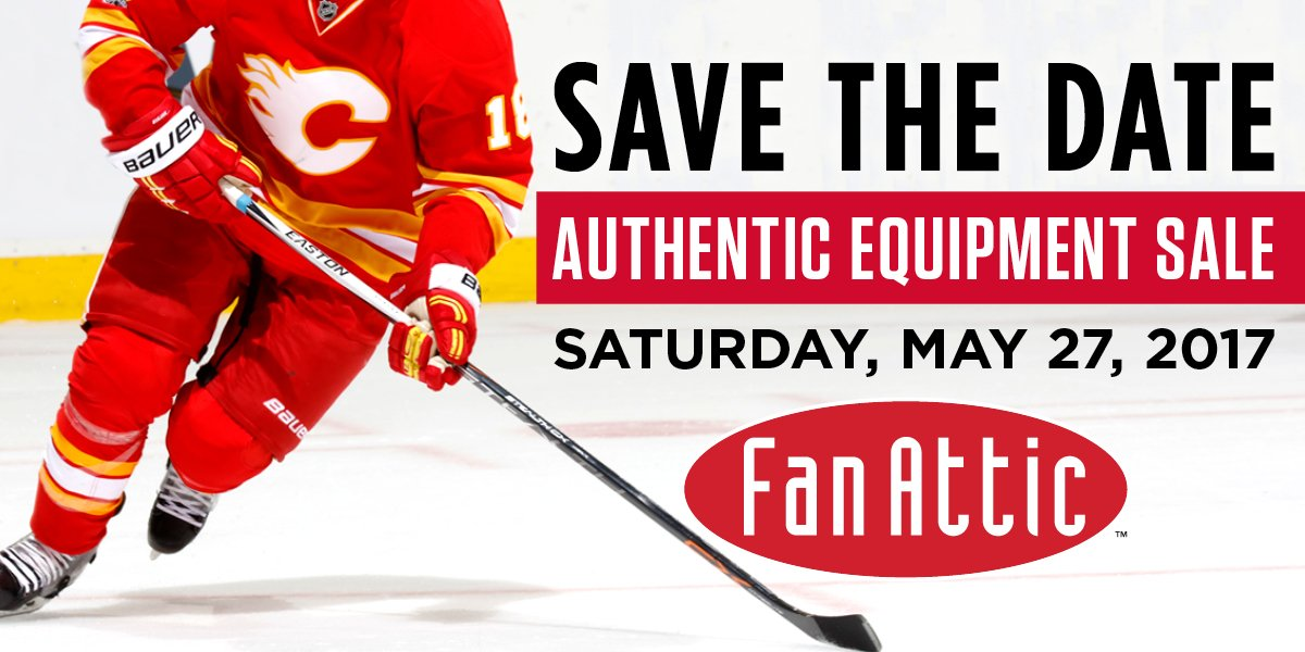 Flames FanAttic on Twitter  Save the date! Our Annual Equipment Sale will be on Saturday May 27th.u2026    sc 1 st  Twitter : calgary fan attic  - Aeropaca.Org