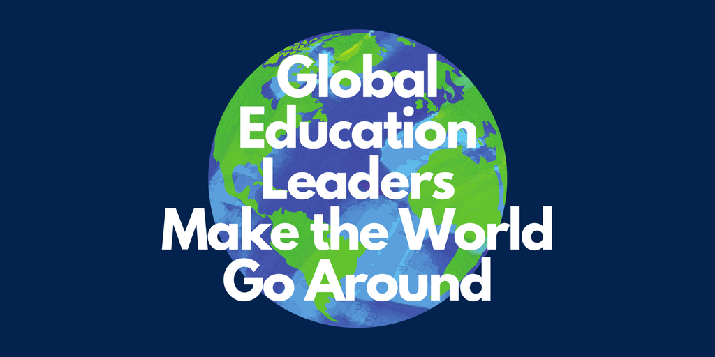 Getting excited for #globaledchat at the top of the hour! https://t.co/oZigG8D0lL
