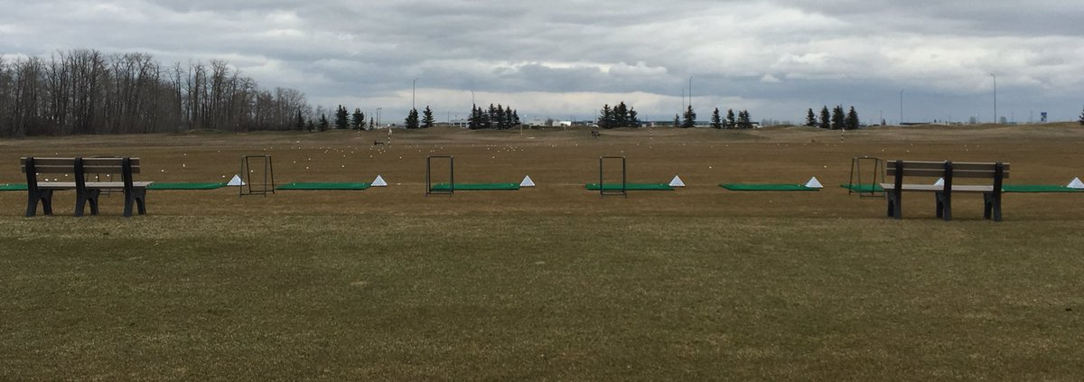 Driving Range is set and ready for opening day @RedTailLanding tomorrow! Go online or call 780-890-7888 to book your tee time! #golf #yeg<br>http://pic.twitter.com/pMi5Rc4IPA