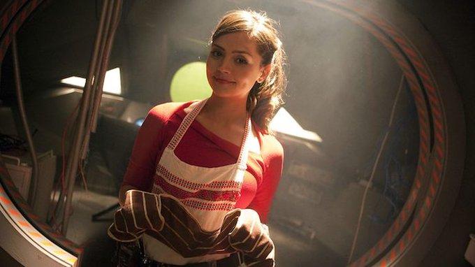 Happy Birthday, Companion Jenna Coleman!
