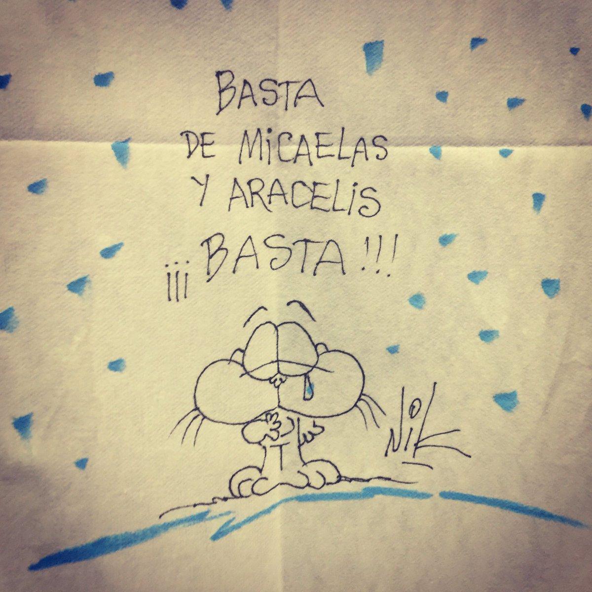 Todavía no está confirmado q sea Araceli pero sigue desaparecida, bast...