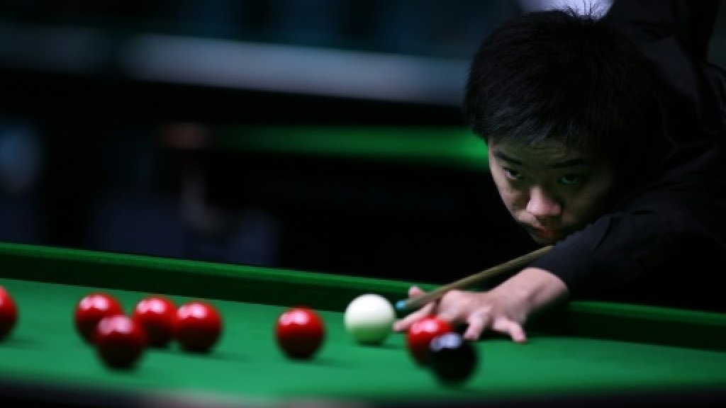 Ding gains upper hand over champion Selby https://t.co/gseuVgjsB1 http...