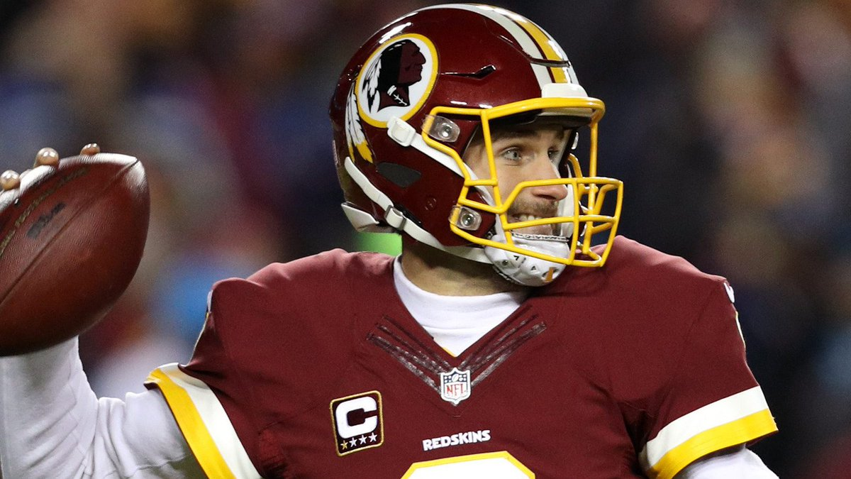 Report: @Browns trying to trade for QB Kirk Cousins. #NFLDraft https:/...