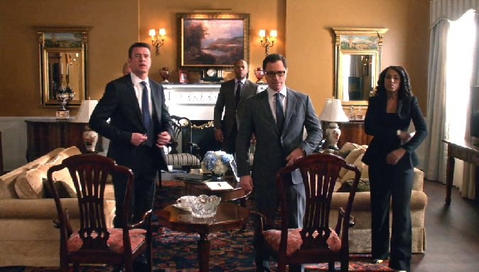 GLADIATORS ... SUIT UP!!! Let's do this! #Scandal https://t.co/FNtiX0R...