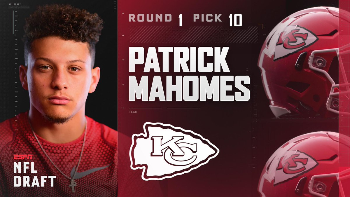 With the 10th pick in the 2017 NFL Draft, the Kansas City Chiefs selec...