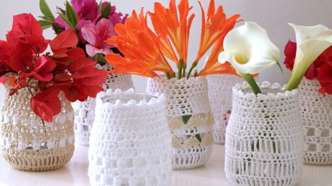 Things to Do with Glass Jars : DIY Recycling Projects