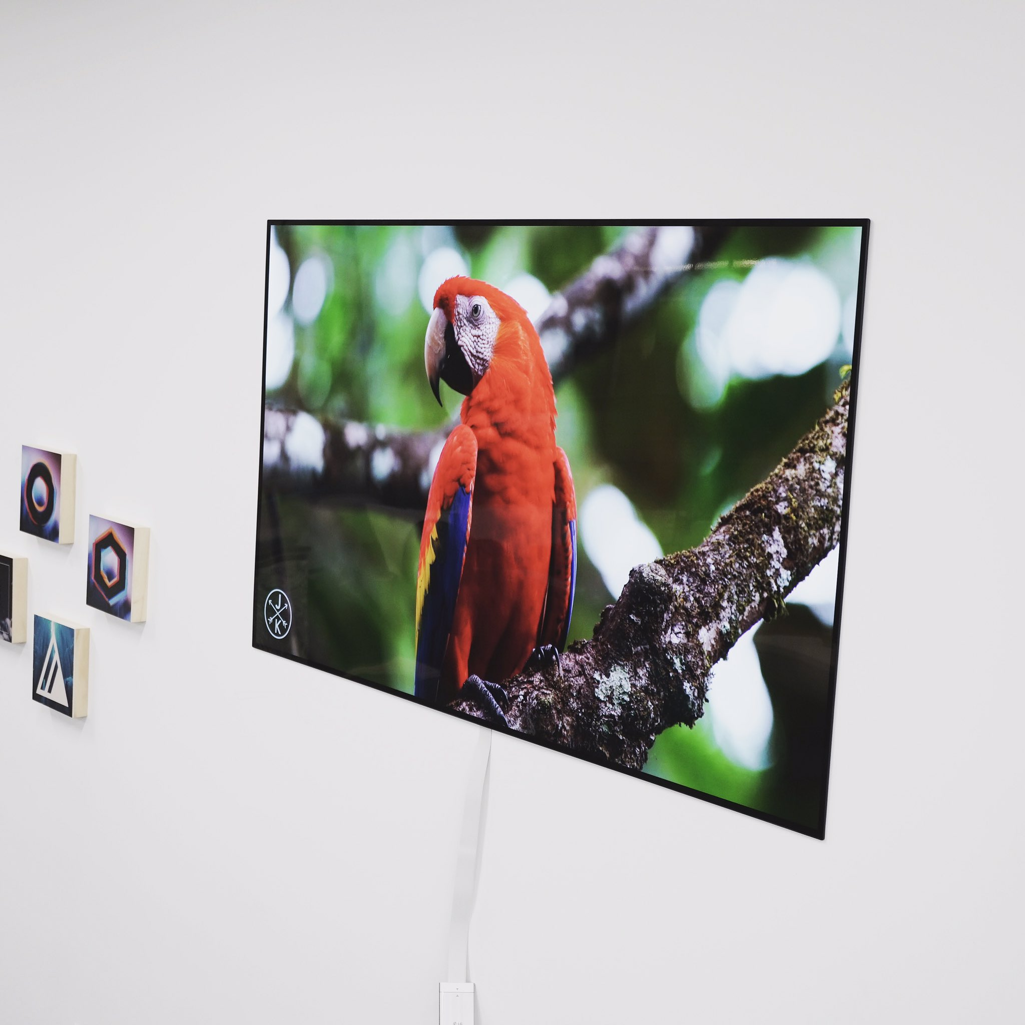 """Marques Brownlee on Twitter: """"LG 4K OLED W is in the ..."""