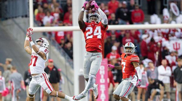 The Colts will select S Malik Hooker with the 15th pick, reports @Albe...