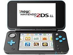 New 3DS LLの3D立体視機能を省き,より軽い「Newニンテンドー2DS LL」が7月13日発売へ。2色展開で価格は1万4980円(税...