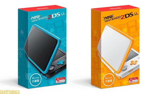 """折りたためるニンテンドー2DSが登場! """"New Nintendo 2DS LL""""が2017年7月13日に発売決定!! https://t...."""