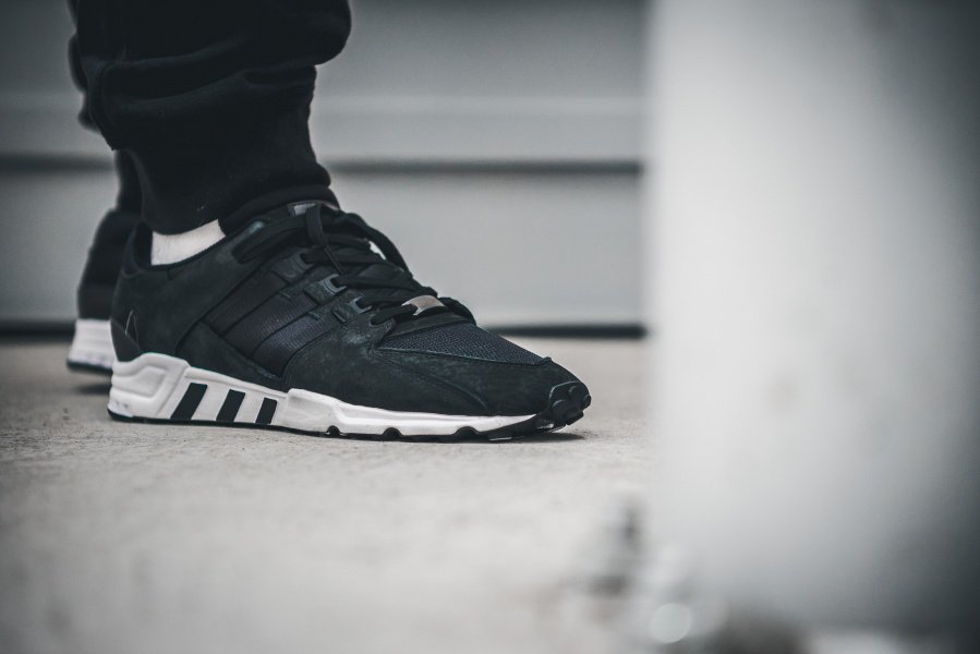 innovative design 3ce8a 637d5 adidas EQT Support RF Core Black Available Foot Patrol   httpbit.ly2qd7WjL pic.twitter.comEHRGyoN6yI
