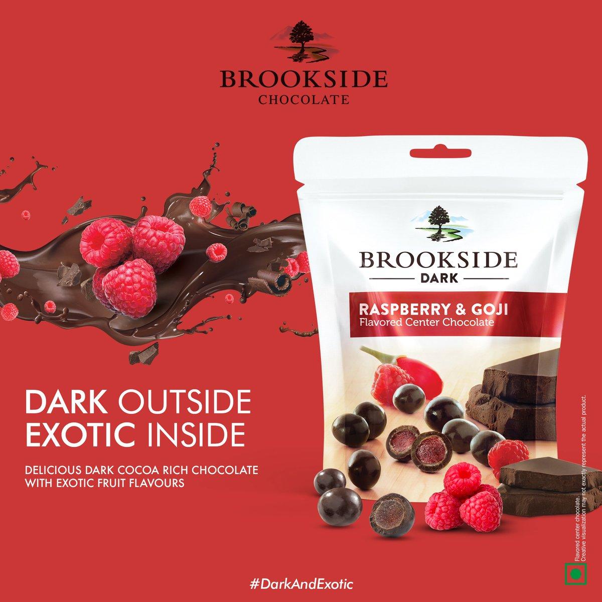 Brookside Chocolate (@BrooksideIndia)   Twitter