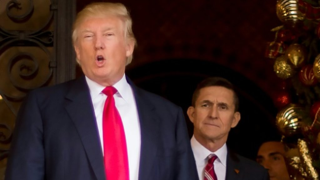 Pentagon probes Trump's former national security advisor Flynn https:/...