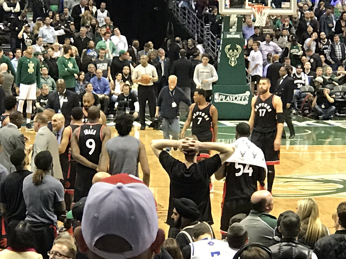 What a game, what a season!! Way to go @Bucks can't wait until next ye...