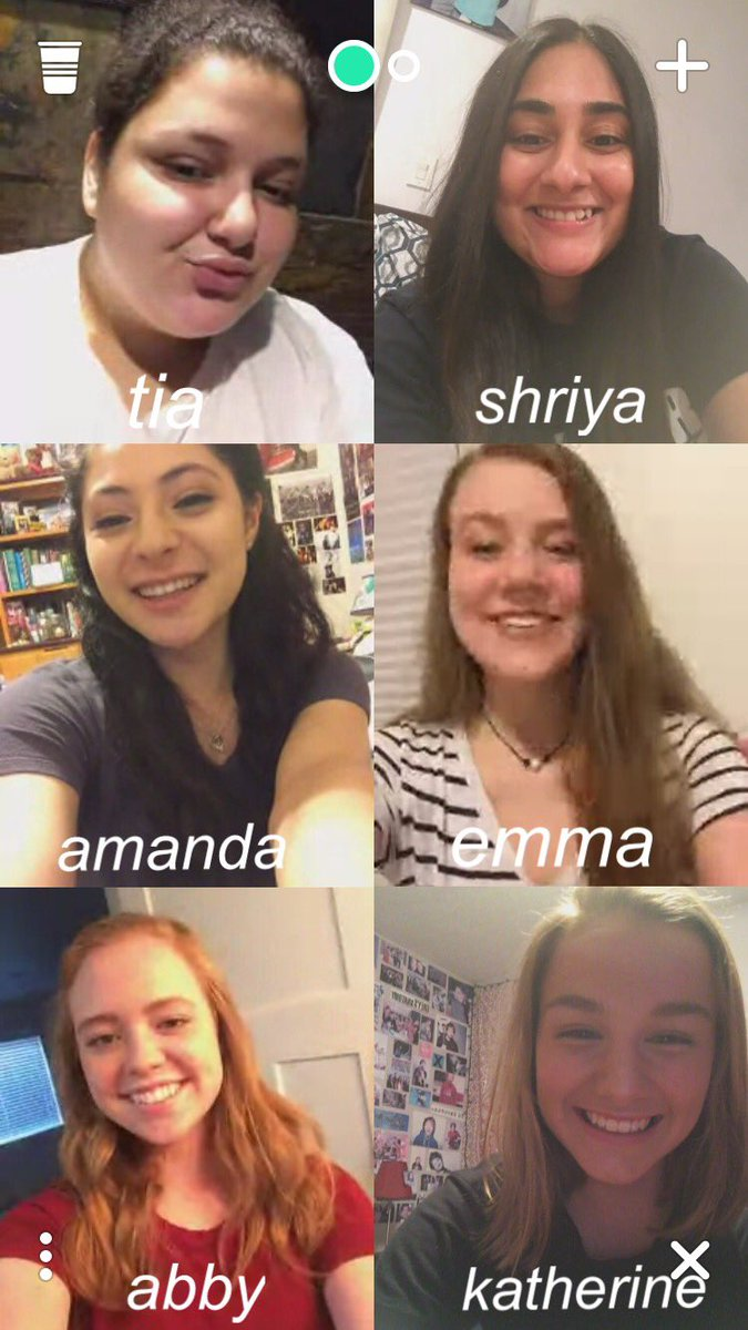 this is our scandal group chat! can you think of a name for our gang??...
