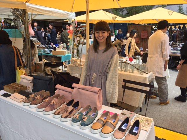 本日オープンした話題のスポット「渋谷キャスト」のオープニングイベントにシューズコース卒業生が出展しています!ぜひ皆様足をお運びください(^^) http://hikohiko.jp/school-detail/data/1393… #渋谷キャスト #ヒコみづの #シューズ #靴 #shoes #resapato pic.twitter.com/l1QNPJY6UG