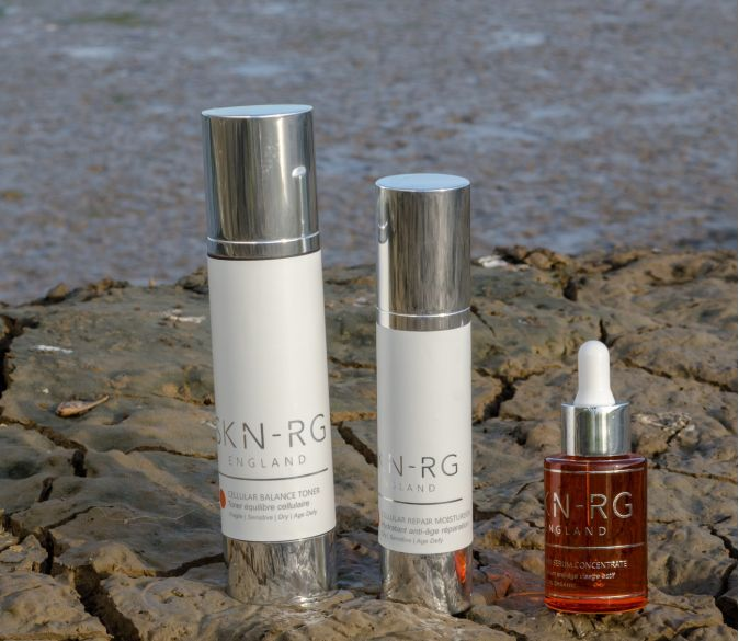 Win! SKN-RG skin care products worth £200