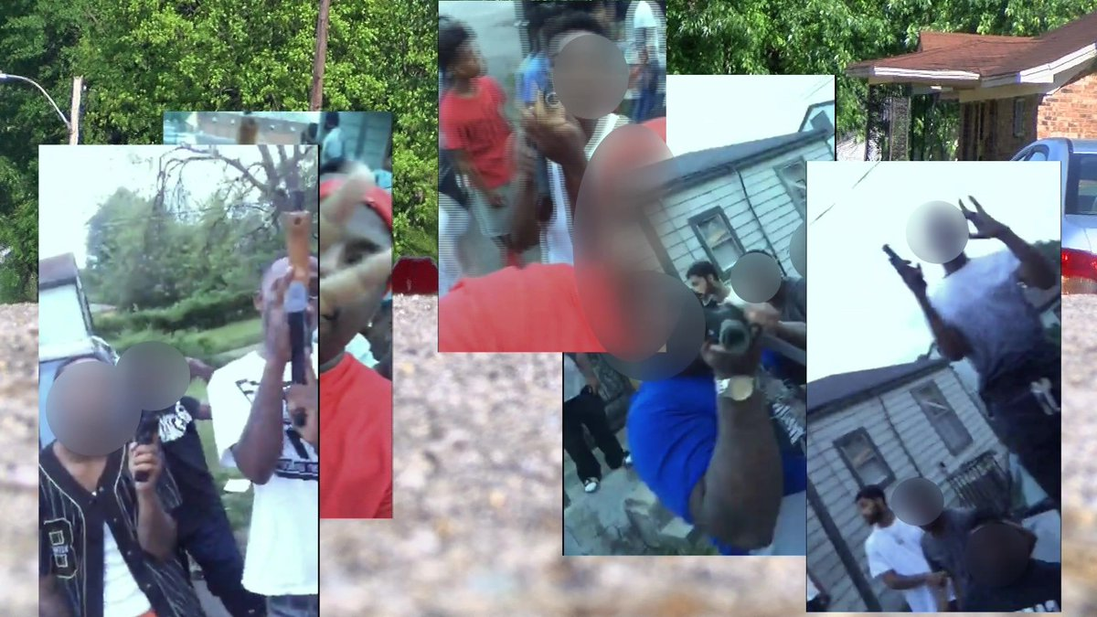 Facebook video shows numerous children with a lot of guns #wmc5>>https://t.co/WUo4s8zXMS