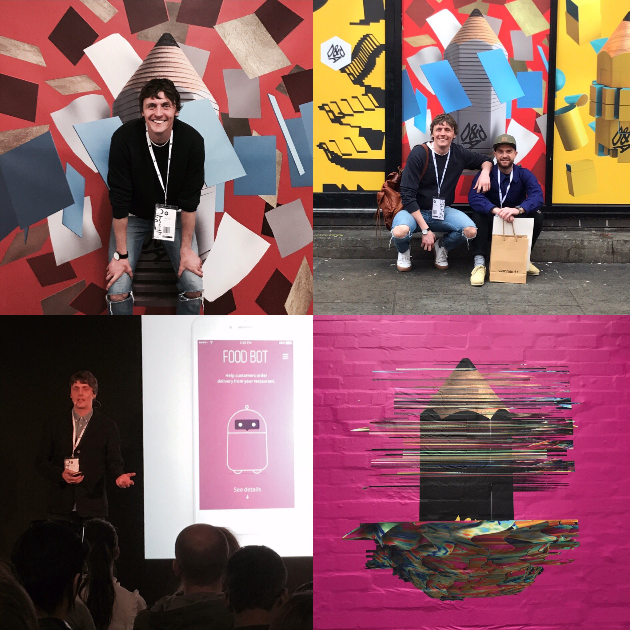 Well that was fun. Thanks to @dandad for inviting me to speak and for hosting a quite brilliant festival of creativity. #dandad17 https://t.co/BIkBJb0CBO