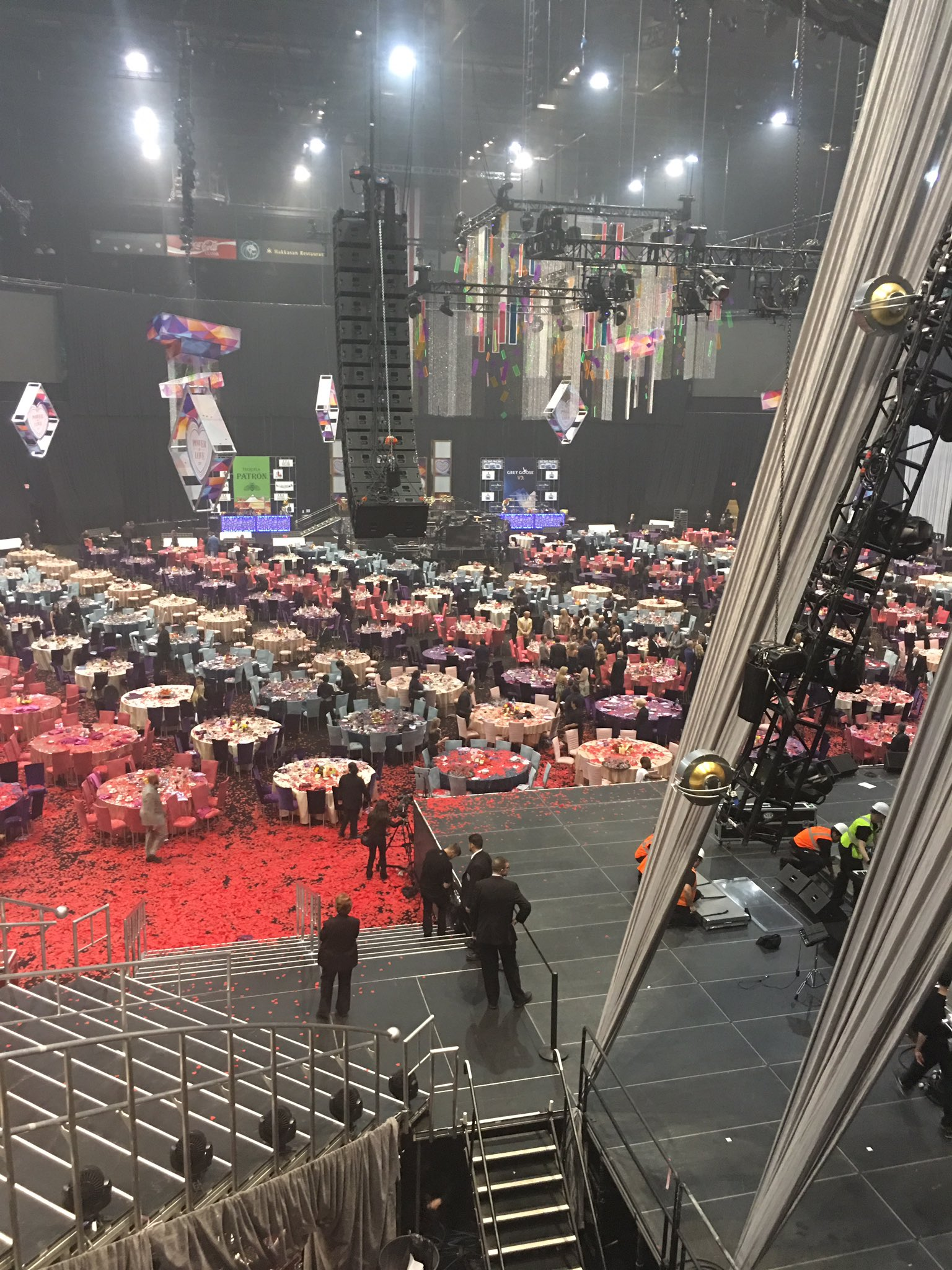 #TheAftermath ... #PowerOfLove @MGMGrand https://t.co/96ykzSI2PX