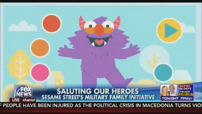 .@sesamestreet launches new app to help military families! For more information, go to: https://t.co/TfoKRkPwPK