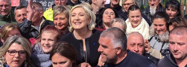 BBCニュース - 【仏大統領選】ル・ペン氏に勝ち目はあるのか? https://t.co/pIlpqLO1SA