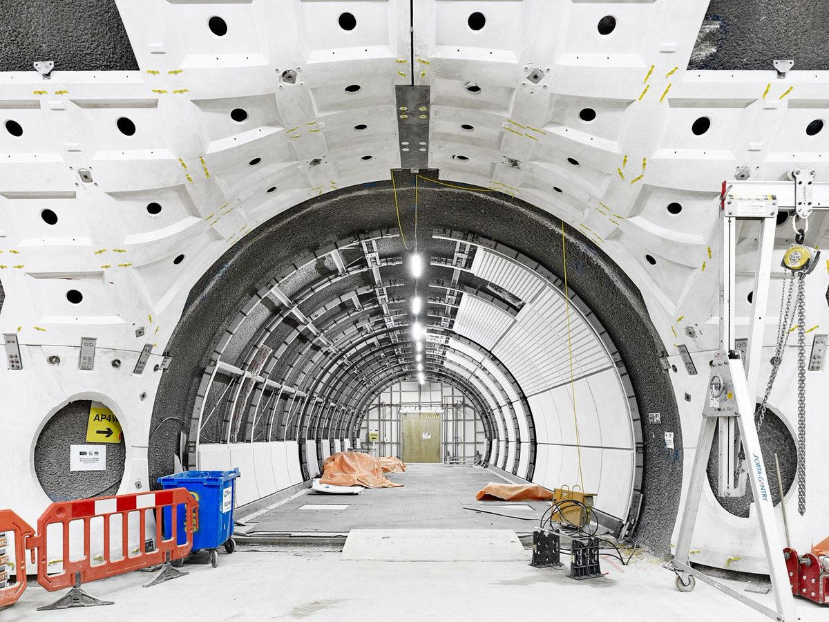 Crossrail Project on Twitter: \
